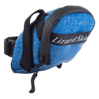 Lizard Skins-Micro Cache Saddle Bag- 30 c.i.-Electric Blue