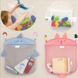 sac de jouets pour enfants, Sac en filet, panier de jouets de bain pour enfants
