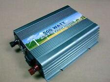 500w micro grid tie inverter AC110v DC11-30V for PV solar pure sine wave power