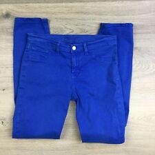 J Brand Skinny Brt Royal Women's Jeans Size 28 W29 L28.5