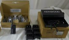 Kenwood PKT-23 UHF Two Way Radio 6-Pack With KMB-44 Charging Platform