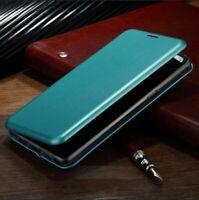 Huawei Y6 Y7 2019 P20 P30 Pro Luxury Smart Leather Flip Wallet Card Case Cover