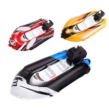 1PC Baby Kids Inflatable Float Boat Children Swimming Pool Water Toys Kids Gift