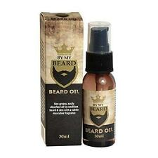BY MY BEARD OIL NON GREASY WITH MASCULINE FRAGRANCE 30ML UK SELLER