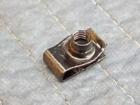 13MM Bolt Machine Thread Nut Clip OEM 1989 C4 Corvette One (1) Clip