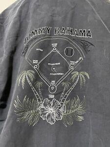 Tommy Bahama Men's Shirt Button Down Houston Astros Sz L