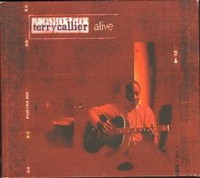 Terry Callier ALIVE 10 track CD DIGIPACK 2001