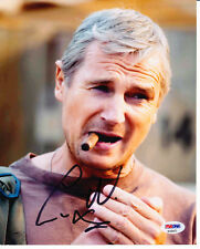 LIAM NEESON Signed 8X10 Colonel John Hannibal Smith Photo The A-Team PSA/DNA