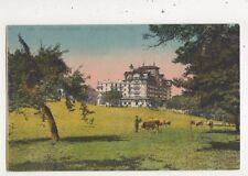 Evian Les Bains Royal Hotel France [LL 100] Vintage Postcard 975a