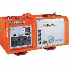 Kubota GL11000 Lowboy II Series Industrial Diesel Generator