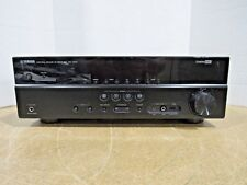 Yamaha Natural Sound 5.1 Channel 24-bit AV Receiver RX-V373 for Parts or Repair