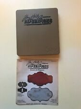 Tim Holtz Alterations Movers & Shapers Styled Labels New