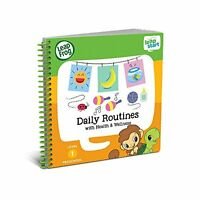 LeapFrog LeapStart Nursery Activity Book  Daily Routines and Health and Wellness