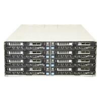 HP Server ProLiant s6500 8x SL230s Gen8 je 2x 4C E5-2643 3,3GHz 128GB InfiniBand