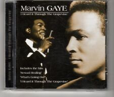 (HQ152) Marvin Gaye, I Heard It Through The Grapevine - 2000 CD