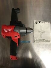 Brand New Milwaukee 2810-20 M18 FUEL Mud Mixer with 180 Deg. Handle Tool Only
