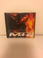 MISSION IMPOSSIBLE 2 OST - MISSION IMPOSSIBLE 2  OST -   CD
