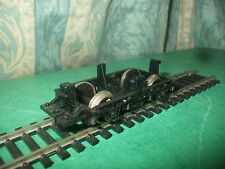 HORNBY CLASS 110 DMU TRAILER CAR UNPOWERED BLACK BOGIE ONLY - NO COUPLING - No.2