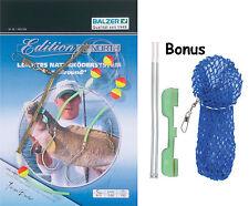 BALZER Edition 71° North - LEICHTES Naturködervorfach »ALLROUND« + Bonus