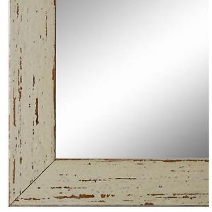 Spiegel Wandspiegel Flur Bad Beige Retro Vintage Holz Cremona 3,0 - NEU