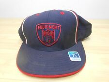 45e721f10 HOUSTON TEXANS Fitted 7 7 8 HAT CAP NFL EQUIPMENT FOOTBALL REEBOK.