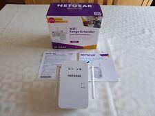Netgear WIFI RANGE EXTENDER EX6100 802.11ac, Dual Band, Gigabit, 1-port, antenne