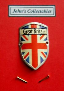 COLLECTABLE GREAT BRITAIN  WALKING / HIKING STICK BADGE  / MOUNT LOT4