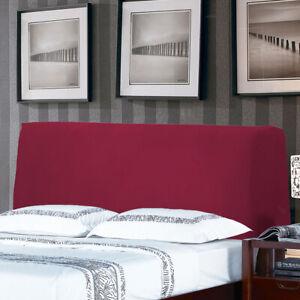 Dustproof Bedroom Stretch Bed Headboard Cover Head Slipcover Twin Queen Size