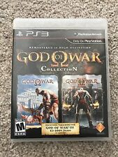 God OF WAR COLLECTION PS3 (regione libera)