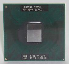 Intel Mobile Pentium Dual-Core T2130 1.86GHz 533 SL9VZ CPU