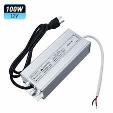 Lightingwill Waterproof Ip67 Led Power Supply Driver Transformer 100W 110V Ac To