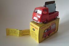 dinky toys 564 - Renault Estafette (incl glas instruction)  - boxed - orange