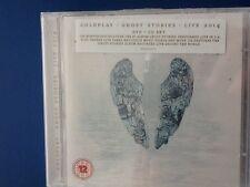 COLDPLAY.       CD. /. DVD.    GHOST. STORIES.