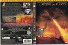 Il regno del fuoco (2002) DVD - EX NOLEGGIO - OLOGRAMMA TONDO