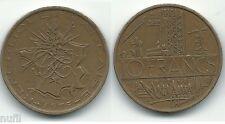 Francia FRANCE 10 Francs 1975  KM# 940 Ø 26 mm.