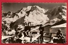 CPSM postcard G Rossat Mignod montagne MONT BLANC 74 Haute Savoie A