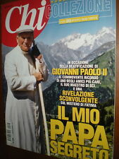Chi Collezione.PAPA GIOVANNI PAOLO II,KAROL WOJTYLA,iii