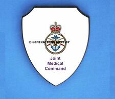 JOINT MEDICAL COMMAND WALL SHIELD (FULL COLOUR)