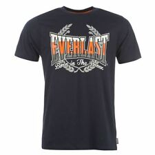 Men's Everlast TShirt - Size  4XL / XXXXL Big Plus Size. Bronx Tee Shirt