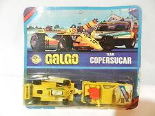 F1 TEAM COPERSUCAR BRAZIL DIE-CAST METAL BRAND GALGO 1980'S 1:64 Nº 89 RARE