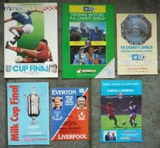 Coventry City Home Team Final Football Programmes