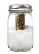 Jarware Salt & Pepper Shaker Lid - Fits Regular Mouth Mason Ball Canning Jars