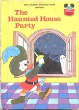 Walt Disney Productions presents The haunted house