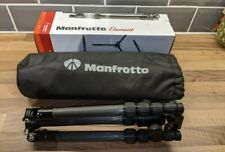 Manfrotto Element Carbon Fibre Traveller Kit Tripod MKELES5CF-BH