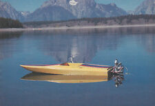 Ski Vee 40 Racing Ski Boat Plans,Templates and Instructions 40""
