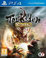 Toukiden Kiwami  Sony Playstation 4 PS4 MINT - Super Fast Delivery