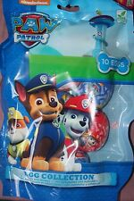 Paw Patrol  Surprise  Eggs X 10 unopened bag party bag fillers