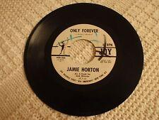 JAMIE HORTON ONLY FOREVER/DEAR JANE PROMO  JOY 266