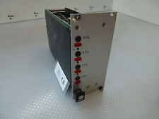 Kniel CQ 10 A.Nr. 140-010-02, Netzteil 220V 4A, Rexroth VT 1308
