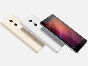 小米 红米Pro 5.5英寸 安卓手机 AT&T T-Mobile 3GB 64GB 双卡双待 指纹解锁 *